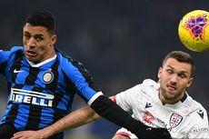 Inter Milan Vs Cagliari Imbang, Nerazzurri Kritik Kinerja Wasit