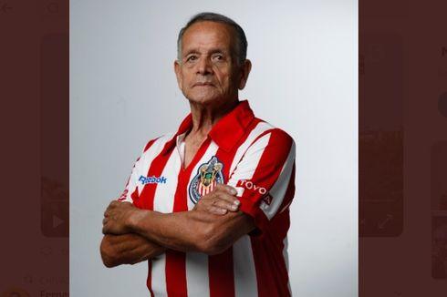 Legenda Bola Meksiko, Kakek Javier Chicarito Hernandez, Meninggal Dunia