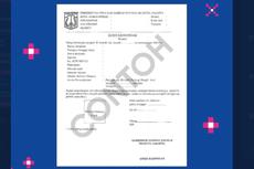 Pemprov DKI Terima 2.189 Permohonan SIKM, Lebih dari Setengahnya Ditolak
