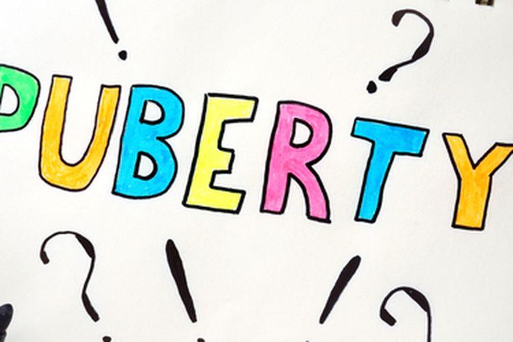 Pengertian pubertas