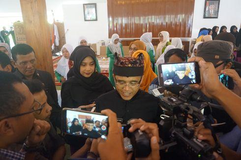 Di Hadapan Ibu-ibu, Anas Jelaskan Keputusannya Mundur dari Pilkada Jatim