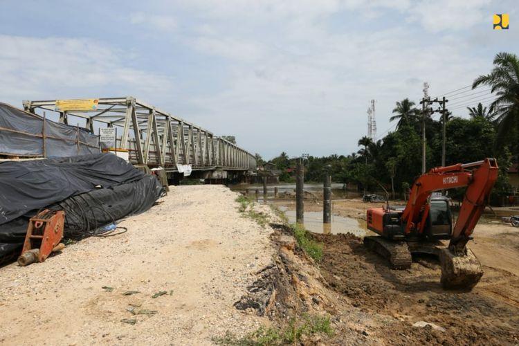 Jembatan Peureulak.