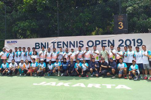 BNI Tennis Open 2019, Uji Coba Terakhir Petenis Indonesia untuk SEA Games