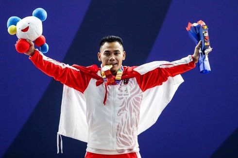 Klasemen Medali SEA Games 2019, Indonesia Naik ke Urutan 4