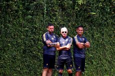 GM Arema FC Tak Pernah Libatkan Putra Mario Gomez dalam Masalah Kontrak Sang Pelatih