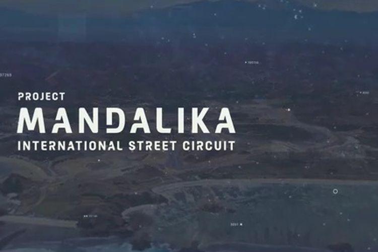 Mandalika International Street Circuit atau Sirkuit Mandalika
