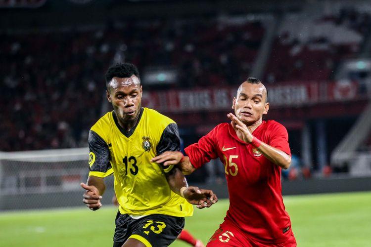 Ilustrasi Sepak Bola Indonesia