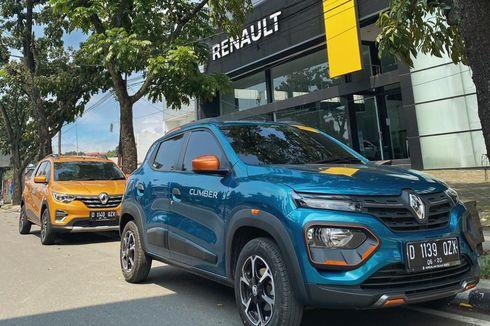 Mobil Murah Renault Triber Mulai Dikirim ke Konsumen