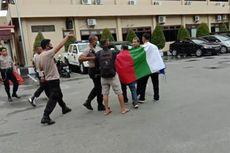 ASN yang Terobos Mapolda Maluku Sambil Bawa Bendera RMS Akui Terlibat Makar
