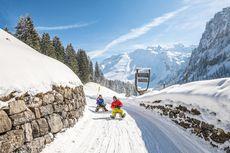 Liburan ke Titlis di Swiss, Ada Jembatan Gantung Tertinggi di Eropa