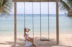 Weekend di Bali, Santai di Restoran Tepi Laut Nusa Dua