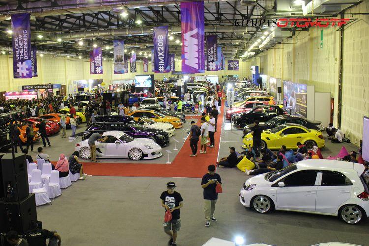 Indonesia Modification Expo (IMX) 2018 resmi dibuka resmi digelar.