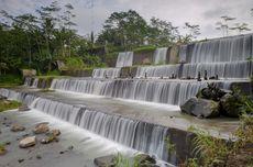 Viral Air Terjun 6 Tingkat di Yogyakarta, Bangunan Grojogan Watu Purbo Ada Sejak 1975