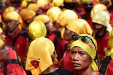 Ada Aksi Buruh, Ini Perubahan Jalur Bus Transjakarta