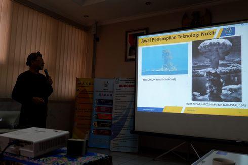 Oktober 2019, Wisata Teknologi Nuklir Bandung Diluncurkan
