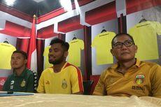 Saddil Ramdani Diduga Lakukan Pengeroyokan, Bhayangkara FC Buka Suara