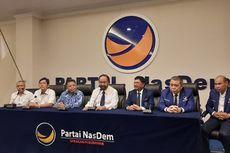 Bertemu di DPP NasDem, Surya Paloh dan Sohibul Iman Bahas Omnibus Law
