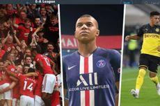 PSG Perpanjang Kerja Sama dengan Game FIFA