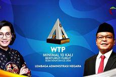 LAN Raih Predikat WTP Berturut-turut Sejak 2007, Sri Mulyani: Patut Diapresiasi