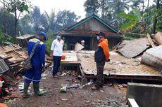 Data Terbaru, 85 Rumah Rusak akibat Puting Beliung di Sukabumi