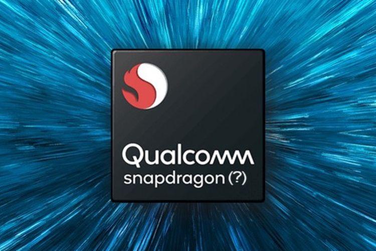 Ilustrasi chipset Snapdragon