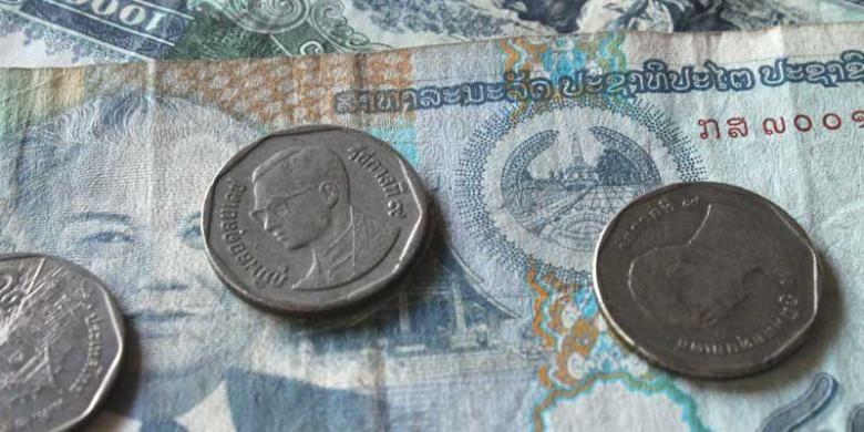 Mata uang asing.