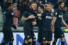 10 Pemain Inter Milan Tahan Juventus di Turin