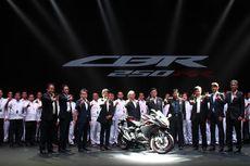 Honda CBR250RR Sudah Dipesan 2.500 Orang