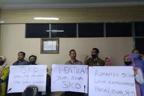 PPDB Sistem Zonasi di Jember, Wali Murid Mengadu Banyak SKD Palsu