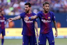 Tak Punya Cukup Uang, Barcelona Batal Beli Lautaro Martinez dan Neymar