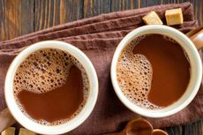 Resep Wedang Jahe Cokelat, Cocok Diminum Saat Hujan