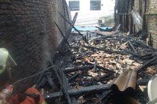 Rumah di Sawah Besar Terbakar, Ibu dan Anak Alami Luka Bakar