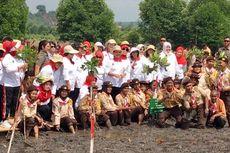 Iriana Jokowi: Siapapun yang Merusak Hutan Bakau Harus Ditindak Tegas