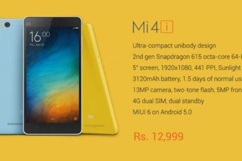 Perbandingan Spesifikasi Xiaomi Mi 4i, Mi 4, dan Redmi 2