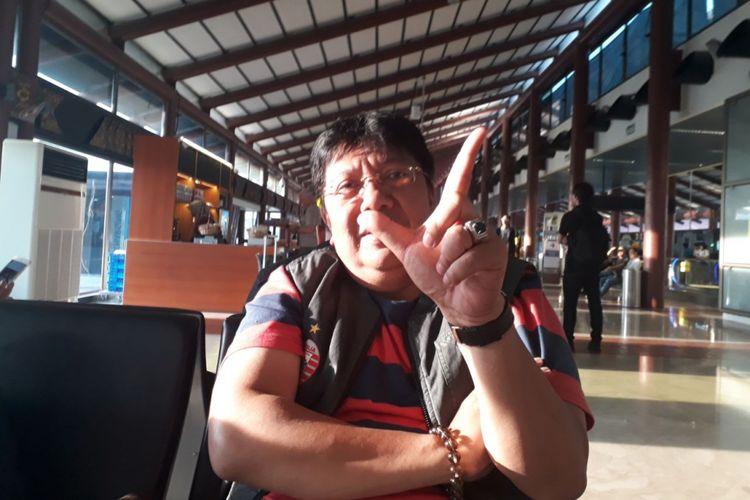 Direktur Utama Persija Jakarta, Gede Widiade.