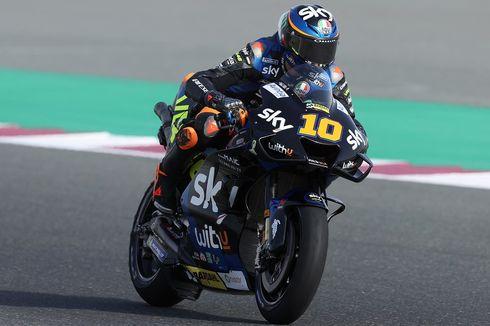 Daftar Rider yang Lolos ke Q2 MotoGP Portugal - Ada Adik Rossi, Marquez Luput