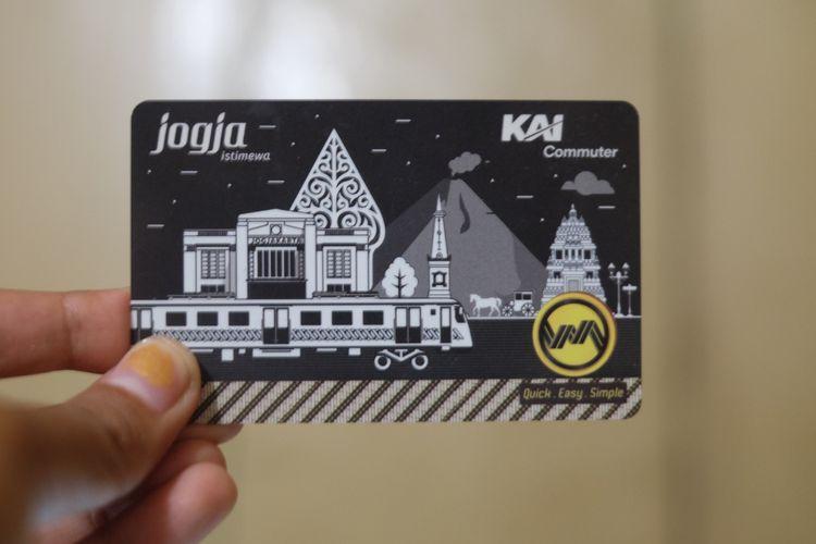 Kartu Multi Trip KRL Solo-Jogja