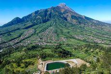 Wisata Embung Manajar Masih Buka meski Gunung Merapi Siaga