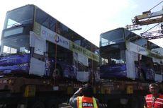 DKI Targetkan Punya 25 Bus Tingkat Tahun Ini