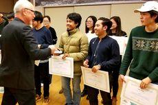 Mahasiswa UBL  Juara Pertama Kompetisi Arsitektur di Jepang