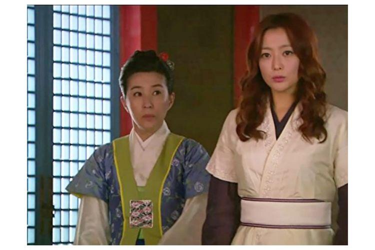 Drama korea Faith yang di bintangi oleh Lee Min Ho dan Kim Hee Sun