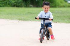 Trik Mudah Bantu Anak Belajar Bersepeda