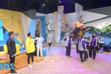 Kembali Tampil bersama Raffi Ahmad, Vicky Prasetyo: Gladiator is Back