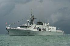 Kapal Perang Angkatan Laut Kanada Dilaporkan Melintas di Selat Taiwan