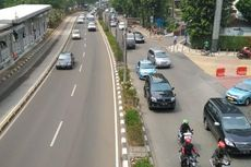 Jalan Rasuna Said Batal Jadi Lokasi Penerapan Ganjil Genap