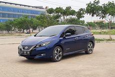 Dipakai Harian, Seberapa Hemat Konsumsi Listrik Nissan Leaf?