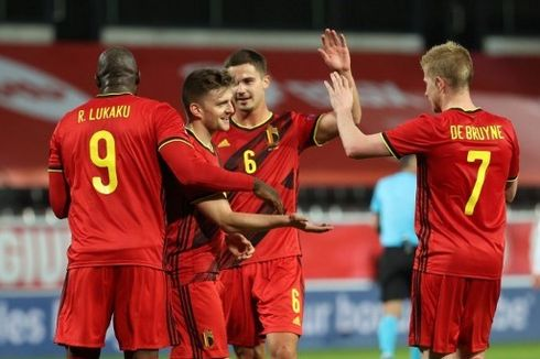 Update Ranking FIFA - Belgia Teratas, Hungaria Melesat, Bagaimana Indonesia?