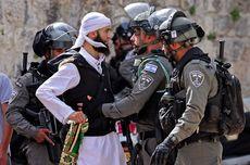 Polisi Israel Bentrok Lagi dengan Warga Palestina di Masjid Al-Aqsa, 180 Terluka