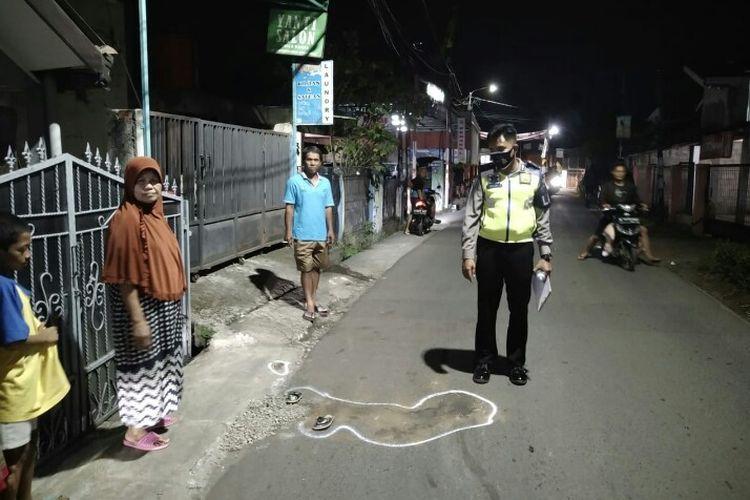 Bocah berinisial H (4) tewas setelah tertabrak mobil pikap saat menyebrang di Jalan Sukamulya, Kelurahan Serua, Ciputat, Tangerang Selatan, Jumat (18/12/2020) malam.