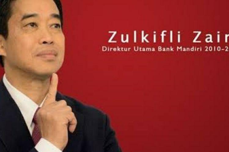 Direktur Utama PLN yang baru, Zulkifli Zaini.